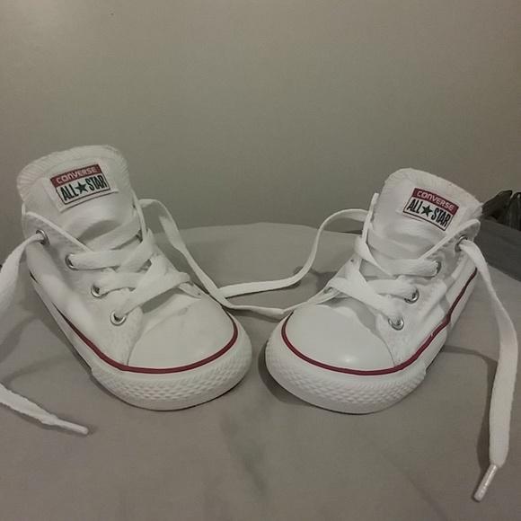 Converse Shoes | Kids White Size 9